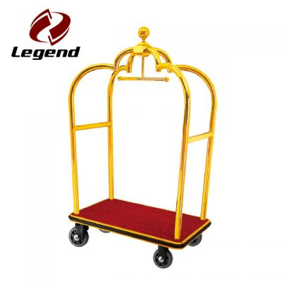 Classic hotel luggage trolley,Bellman