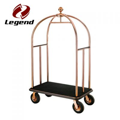 Luggage trolley for hotel
