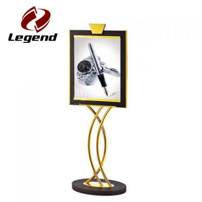 Menu Display Stand,Metal Display Stand,Sign Board Stand