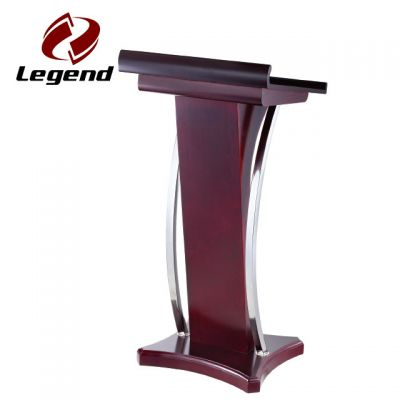 Floor standing podium,Reservation Station,Wood rostrum