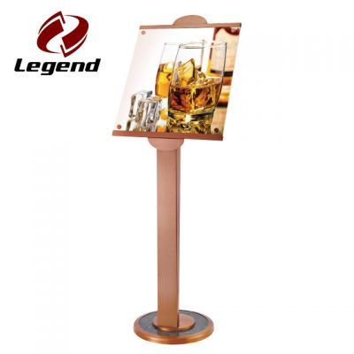 Display Sign Holder,Menu Display Stand,Menu Sign Post