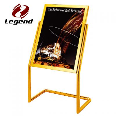 Memu Holder,Menu Sign Post,Sign Board Stand