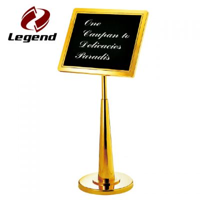 Exhibition Sign Stand,Metal Display Stand,Sign Board Stand