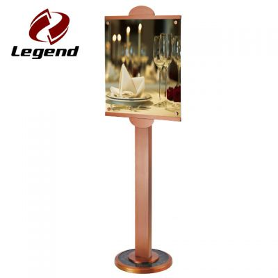 Advertising Sign Post,Exhibition Sign Stand,Menu Sign Post