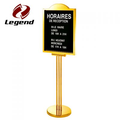 Advertising Stand,Display Sign Holder,Exhibition Sign Stand