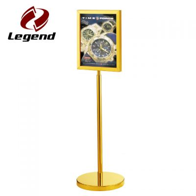 Exhibition Sign Stand,Menu Sign Post,Sign Board Stand