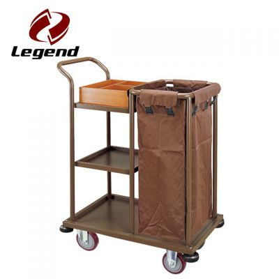 Hotel Housekeeping Maid Carts,Hotel Housekeeping Trolley Maid Cart,Janitorial & Cleaning Carts