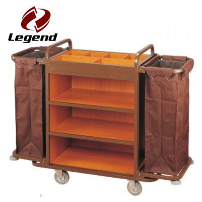 Housekeeping Supplies,Janitorial & Cleaning Carts,Metal Housekeeping Carts