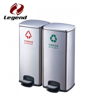 Eco-friendly trash can,Recycling Waste Bin