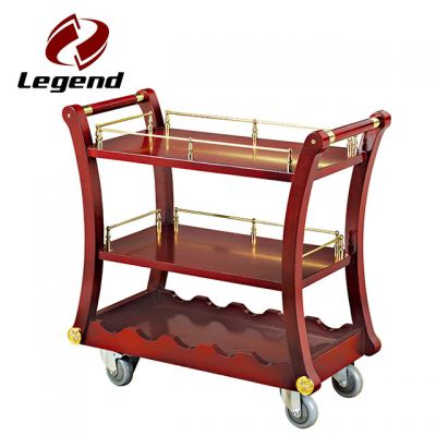 Liquor Service Trolley,beverage cart